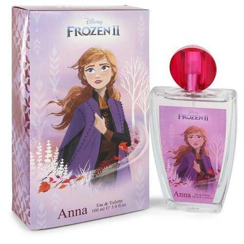Disney Frozen II Anna by Disney Eau De Toilette Spray 3.4 oz (Women)
