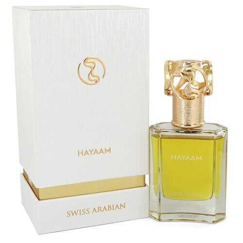 Swiss Arabian Hayaam by Swiss Arabian Eau De Parfum Spray (Unisex) 1.7 oz (Men)