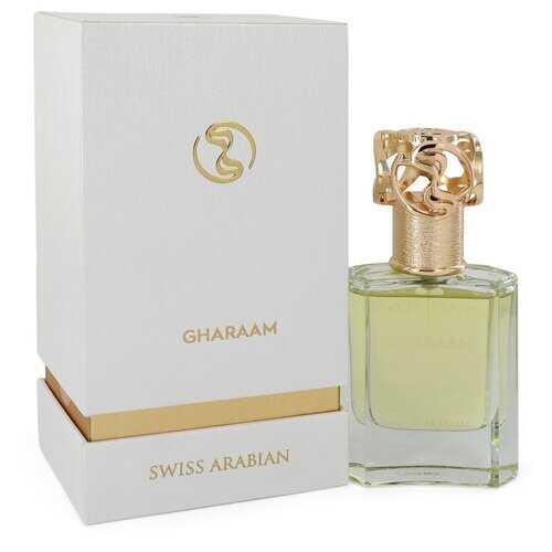 Swiss Arabian Gharaam by Swiss Arabian Eau De Parfum Spray (Unisex) 1.7 oz (Men)