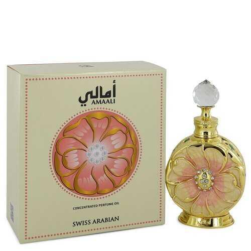 Swiss Arabian Amaali by Swiss Arabian Concentrated Perfume Oil 0.5 oz (Women)