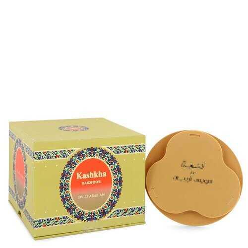 Swiss Arabian Kashkha by Swiss Arabian 18 Tablets Incense Bakhoor (Unisex) 18 tablets (Men)