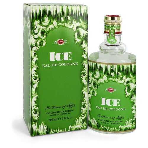 4711 Ice by Muelhens Eau De Cologne (Unisex) 6.8 oz (Men)