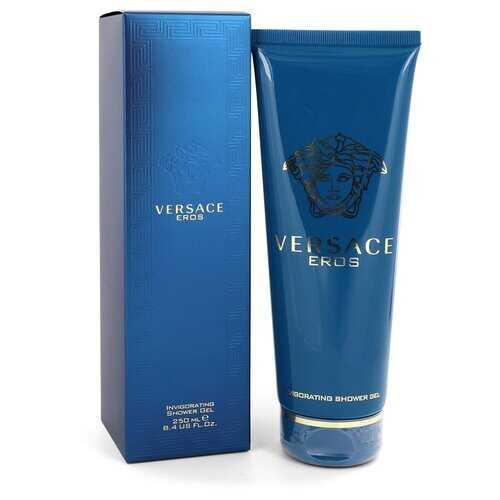 Versace Eros by Versace Shower Gel 8.4 oz (Men)