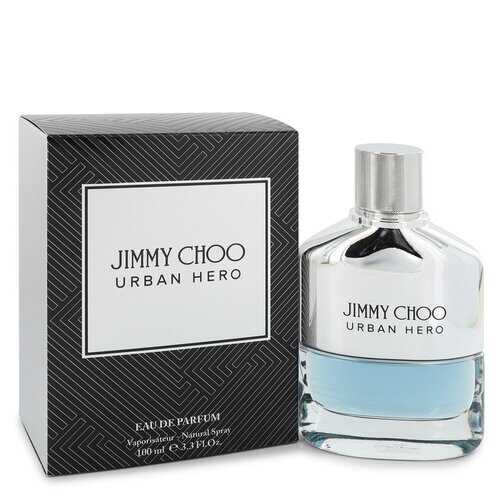 Jimmy Choo Urban Hero by Jimmy Choo Eau De Parfum Spray 3.3 oz (Men)
