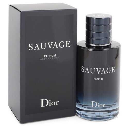 Sauvage by Christian Dior Parfum Spray 3.4 oz (Men)