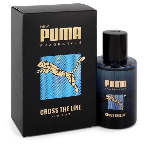 Puma Cross The Line by Puma Eau De Toilette Spray 1.7 oz (Men)