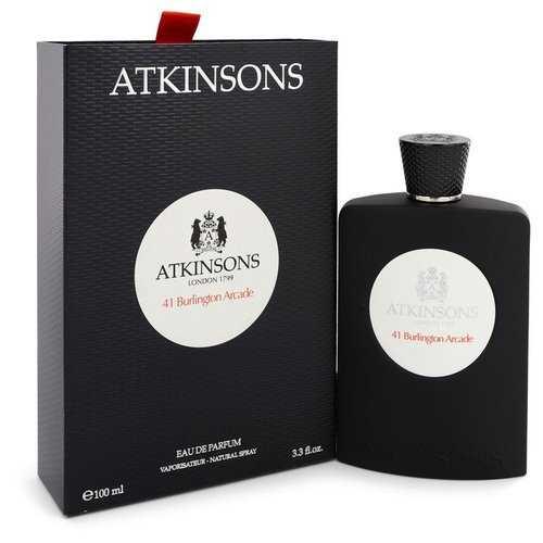41 Burlington Arcade by Atkinsons Eau De Parfum Spray (Unisex) 3.3 oz (Women)