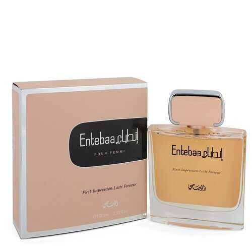 Entebaa by Rasasi Eau De Parfum Spray 3.33 oz (Women)