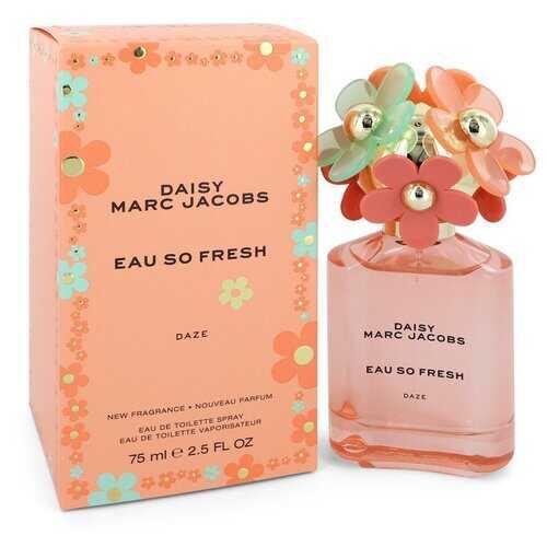 Daisy Eau So Fresh Daze by Marc Jacobs Eau De Toilette Spray 2.5 oz (Women)