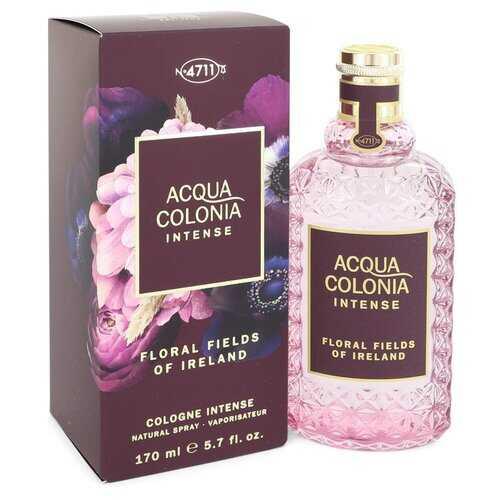 4711 Acqua Colonia Floral Fields of Ireland by Maurer & Wirtz Eau De Cologne Intense Spray (Unisex) 5.7 oz (Women)