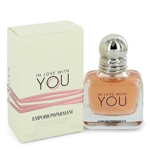 In Love With You by Giorgio Armani Eau De Parfum Spray 1 oz (Women)