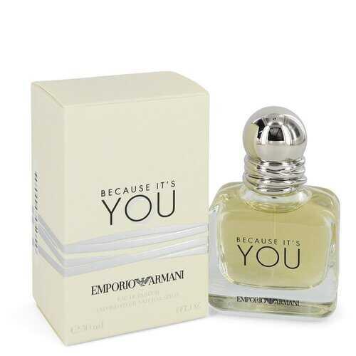 Because It's You by Giorgio Armani Eau De Parfum Spray 1 oz (Women)