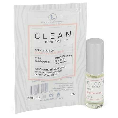 Clean Blonde Rose by Clean Vial (sample) .10 oz (Women)