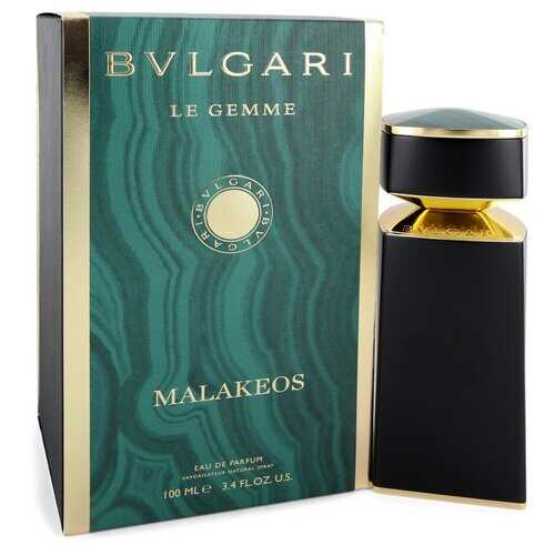 Bvlgari Le Gemme Malakeos by Bvlgari Eau De Parfum Spray 3.4 oz (Men)