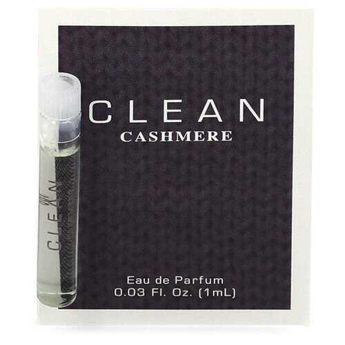 Clean Cashmere by Clean Vial (sample) .03 oz (Women)