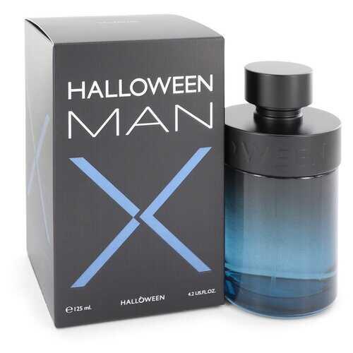 Halloween Man X by Jesus Del Pozo Eau De Toilette Spray 4.2 oz (Men)
