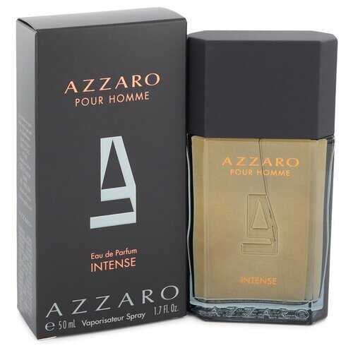 Azzaro Intense by Azzaro Eau De Parfum Spray 1.7 oz (Men)