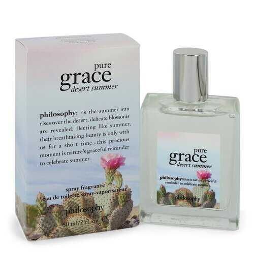 Pure Grace Desert Summer by Philosophy Eau De Toilette Spray 2 oz (Women)