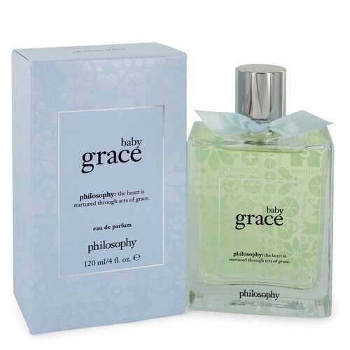 Baby Grace by Philosophy Eau De Parfum Spray 4 oz (Women)