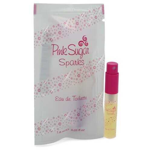 Pink Sugar Sparks by Aquolina Vial (sample) .05 oz (Women)