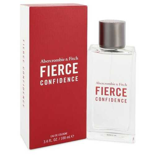 Fierce Confidence by Abercrombie & Fitch Eau De Cologne Spray 3.4 oz (Men)