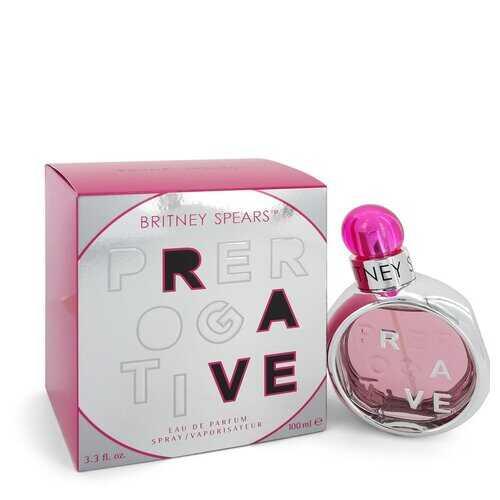 Britney Spears Prerogative Rave by Britney Spears Eau De Parfum Spray 3.3 oz (Women)