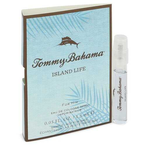 Tommy Bahama Island Life by Tommy Bahama Vial (sample) .05 oz (Men)