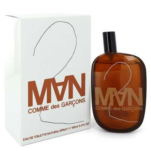 Comme des Garcons 2 by Comme des Garcons Eau De Toilette Spray 3.4 oz (Men)
