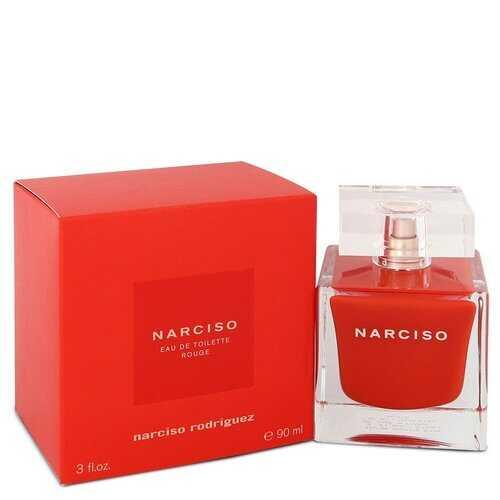 Narciso Rodriguez Rouge by Narciso Rodriguez Eau De Toilette Spray 3 oz (Women)