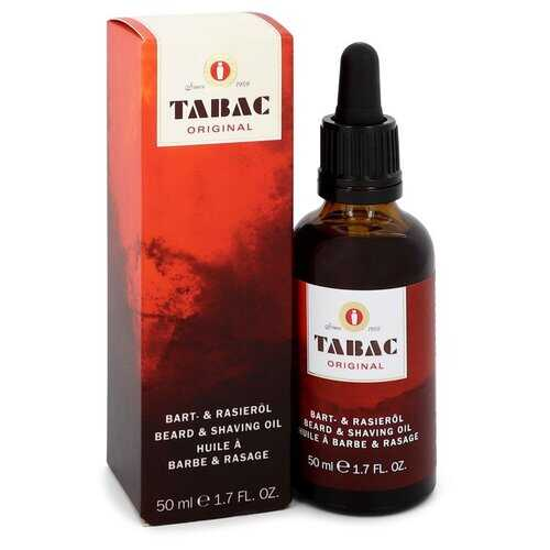 TABAC by Maurer & Wirtz Beard and Shaving Oil 1.7 oz (Men)