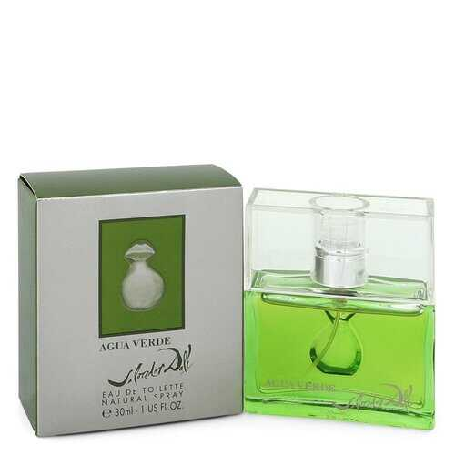 Agua Verde by Salvador Dali Eau De Toilette Spray 1 oz (Men)
