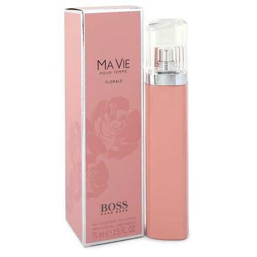 Boss Ma Vie Florale by Hugo Boss Eau De Parfum Spray 2.5 oz (Women)