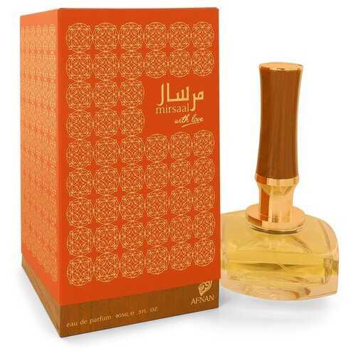 Afnan Mirsaal With Love by Afnan Eau De Parfum Spray 3 oz (Women)
