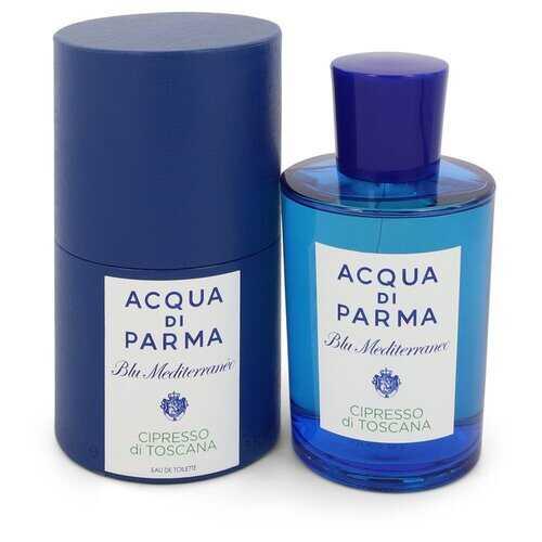 Blu Mediterraneo Cipresso Di Toscana by Acqua Di Parma Eau De Toilette Spray 5 oz (Women)