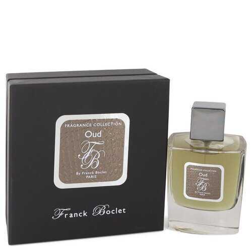 Franck Boclet Oud by Franck Boclet Eau De Parfum Spray 3.4 oz (Men)