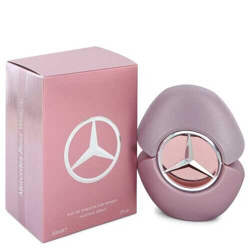 Mercedes Benz Woman by Mercedes Benz Eau De Toilette Spray 2 oz (Women)