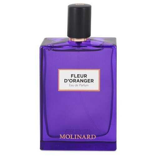 Molinard Fleur D'oranger by Molinard Eau De Parfum Spray (Unisex Tester) 2.5 oz (Women)