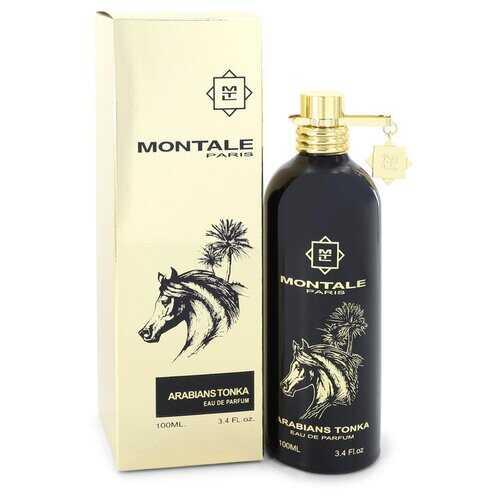 Montale Arabians Tonka by Montale Eau De Parfum Spray (Unisex) 3.4 oz (Women)