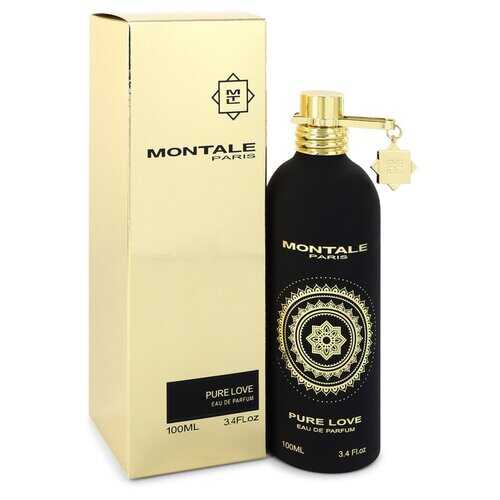 Montale Pure Love by Montale Eau De Parfum Spray (Unisex) 3.4 oz (Women)