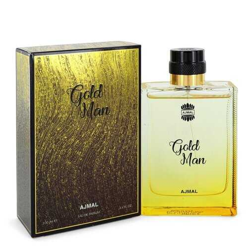 Ajmal Gold by Ajmal Eau De Parfum Spray 3.4 oz (Men)