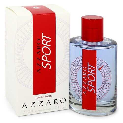 Azzaro Sport by Azzaro Eau De Toilette Spray 3.4 oz (Men)