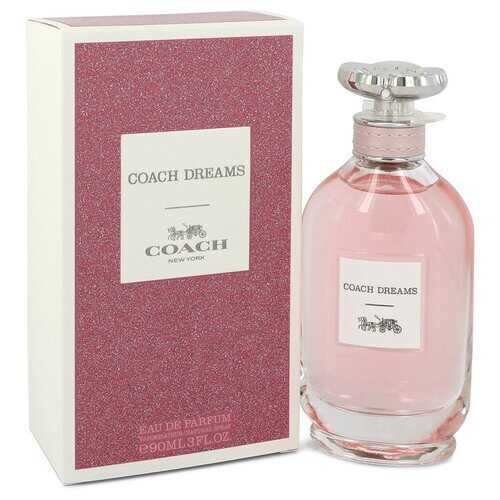 Coach Dreams by Coach Eau De Parfum Spray 3 oz (Women)