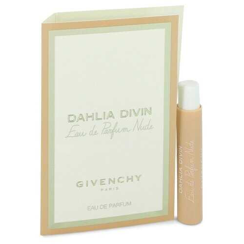 Dahlia Divin Nude by Givenchy Vial (sample) .03 oz (Women)