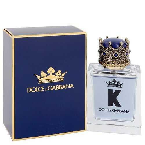 K by Dolce & Gabbana by Dolce & Gabbana Eau De Toilette Spray 1.6 oz (Men)