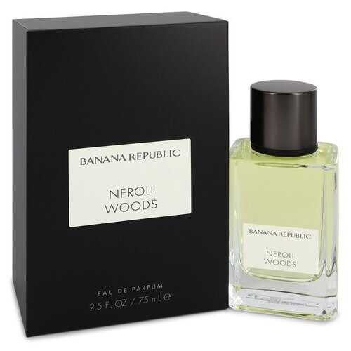 Banana Republic Neroli Woods by Banana Republic Eau De Parfum Spray (Unisex) 2.5 oz (Women)