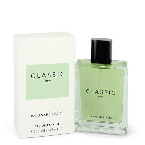Banana Republic Classic Green by Banana Republic Eau De Parfum Spray (Unisex) 4.2 oz (Women)