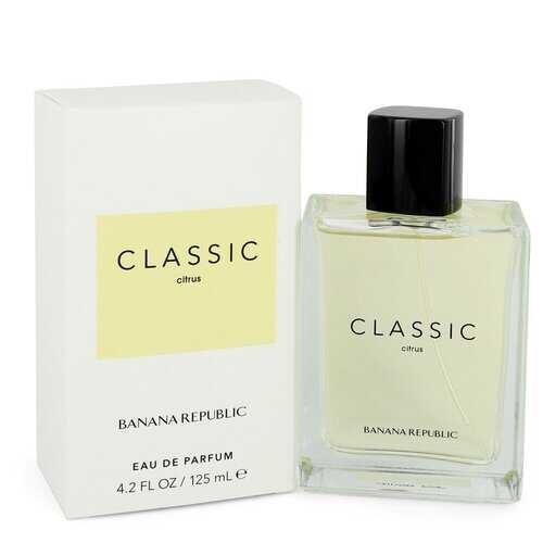 Banana Republic Classic Citrus by Banana Republic Eau De Parfum Spray (Unisex) 4.2 oz (Women)