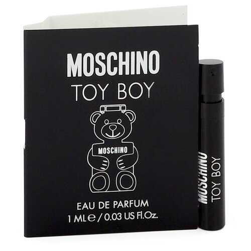 Moschino Toy Boy by Moschino Vial (sample) .03 oz (Men)