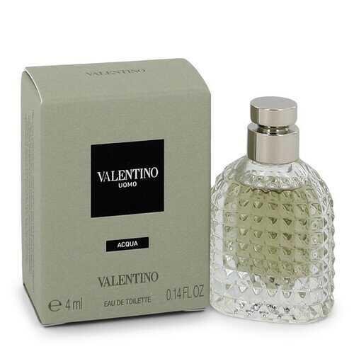 Valentino Uomo Acqua by Valentino Mini EDT 0.14 oz (Men)