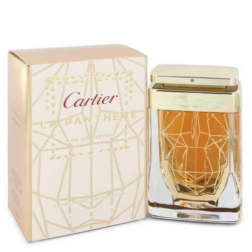 Cartier La Panthere by Cartier Eau De Parfum (Spray Limited Edition) 2.5 oz (Women)